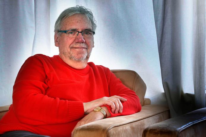 André Vis is ambassadeur van Kom Uit Je Schuld.