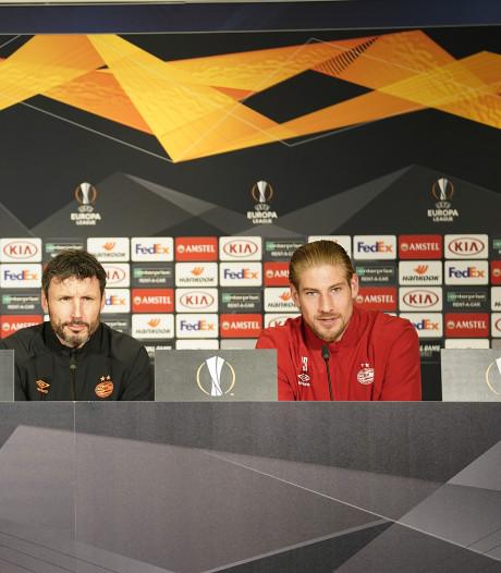 Lars Unnerstall heeft ondanks de uitschakeling van PSV nog wel Europese honger