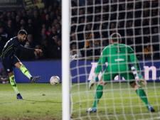 Manchester City pas na rust langs Newport en naar kwartfinale FA Cup