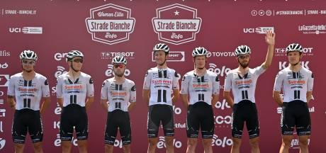 Staflid Team Sunweb test positief op corona