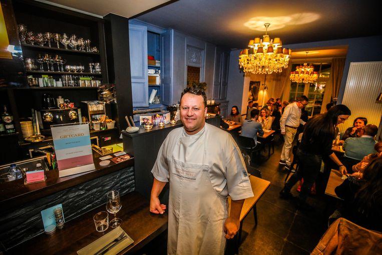 Brugge quatre mains nieuw in de bib Gourmand: Olivier Degroote