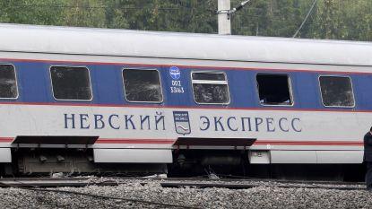 Minstens vijf doden bij aanrijding tussen busje en regionale trein op de Krim