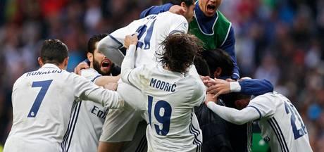 Real met de schrik vrij dankzij goal Marcelo