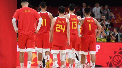 Gastland China sneuvelt al in eerste groepsfase op WK basket