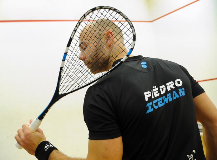 Piëdro Schweertman verdedigde met succes zijn nationale titel.
