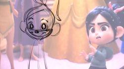 Achter de schermen bij de Disney Studios: zo worden de personages van Ralph Breaks The Internet getekend