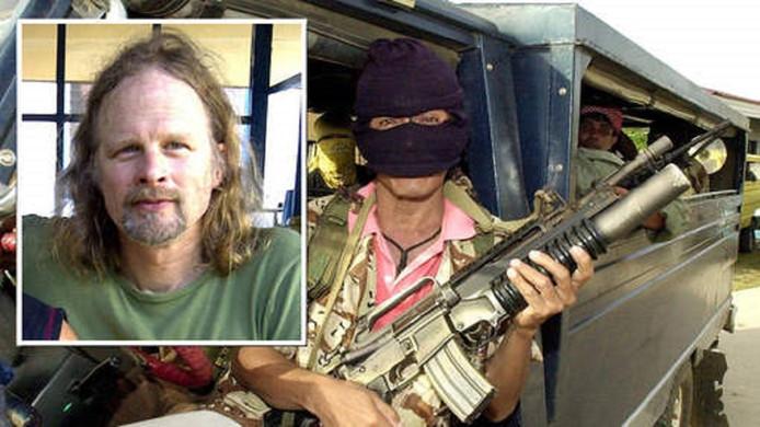 Ewold Horn uit Termunten, ontvoerd sinds 1 februari 2012.