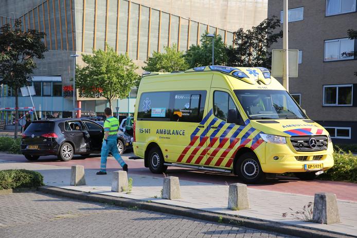 Schietincident op Duitslandlaan in Zoetermeer.
