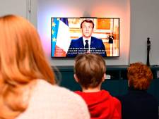Le discours d'Emmanuel Macron a été suivi par plus de 35 millions de téléspectateurs, un record absolu