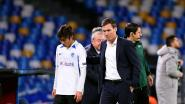 """Hannes Wolf is teleurgesteld in zijn team: """"Mentaliteit moest scherper"""""""