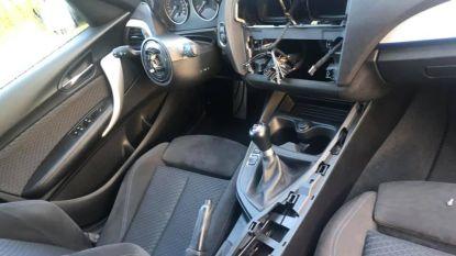 Ook in Roksem BMW geplunderd door bende