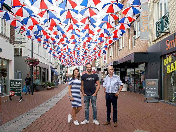 Serie binnenstad Oosterhout: vaste en nieuwe gezichten in de Kerkstraat