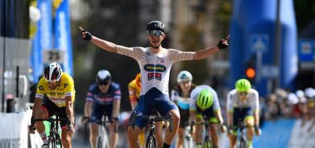 Slotrit prooi voor Kron, Ulissi pakt eindzege Ronde van Luxemburg