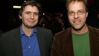 """Quizmasters Erik Van Looy en Tom Lenaerts geven tips aan 'nieuwkomer' Jeroen Meus: """"Hij wordt een hele goeie"""""""