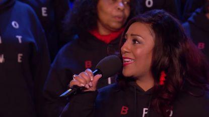 Finaliste 'Britain's Got Talent' doodgestoken in haar appartement