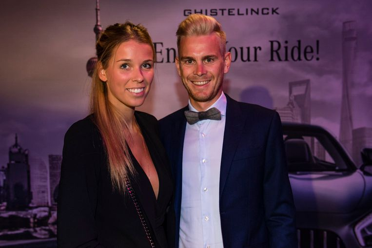 Julien Vermote en Laura.