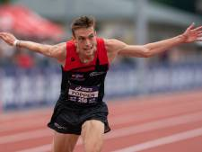 Nijmeegse atleet Mike Foppen loopt nieuw record op 1500 meter