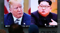 """Top ligt weer op tafel: na """"heel productieve gesprekken met Noord-Korea"""" vertrekken Trump-medewerkers morgen toch naar Singapore"""