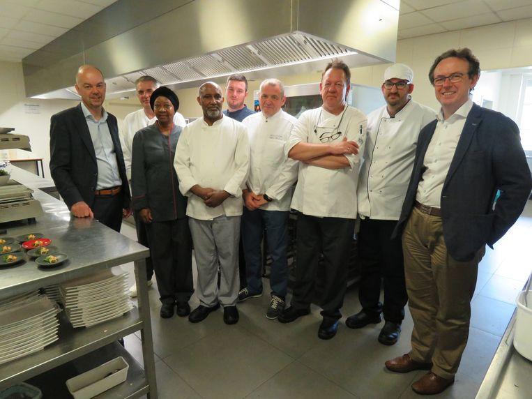 Restaurant Molendries mag uitpakken met een ambassadeur van formaat: tweesterrenrestaurantHostellerie Saint-Nicolas
