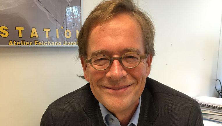 Sociaal-psycholoog Hans Boutellier. Beeld