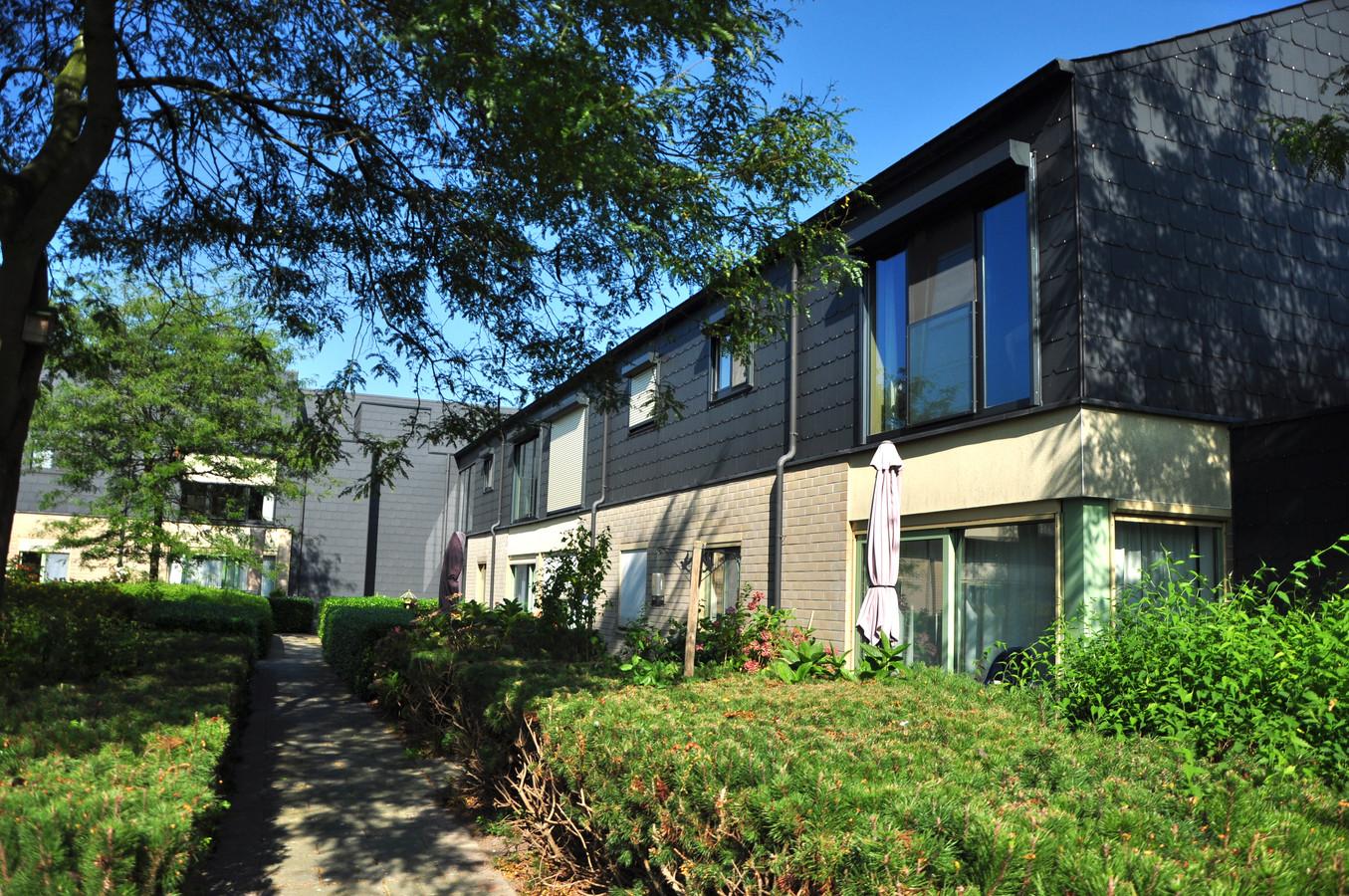 Het Prinsenhof  in Rijkevorsel krijgt nieuwe assistentiewoningen bovenop de bestaande flats.