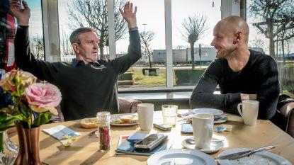 """""""'Monsieur Paris-Roubaix'? Ik, natuurlijk!""""  """"Jij 'Monsieur 1', ik 'Monsieur 2'. Oké, Roger?"""""""