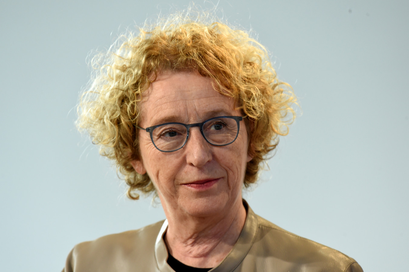 Minister Muriel Pénicaud.