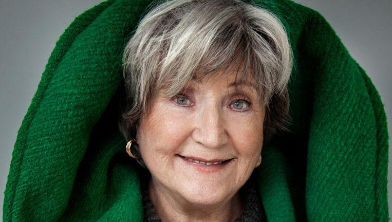 Jasparina de Jong (80) Beeld Ernst Coppejans