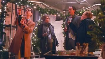 De virologen tonen alvast hoe we Kerstmis zullen vieren