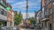 Kortrijksestraat in Heule deze week deels dicht