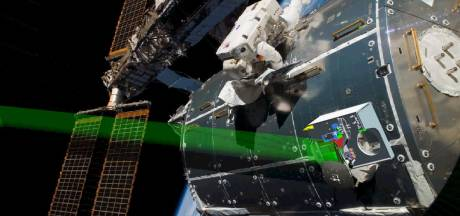 Antwerpse modem maakt rondjes rond de aarde: ruimtemodem aangekomen in ISS