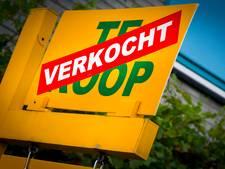 Forse stijging woningverkopen in Achterhoek