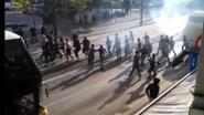 Lichtere straffen voor Antwerphooligans die supportersbussen Beerschot-Wilrijk aanvielen