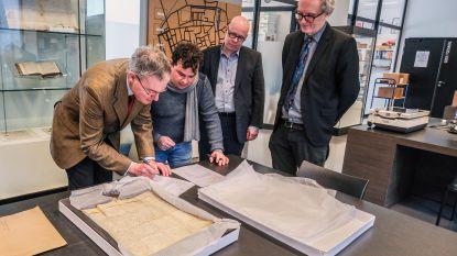 Brits museum schenkt uniek middeleeuws charter uit 1407 terug aan Ieper