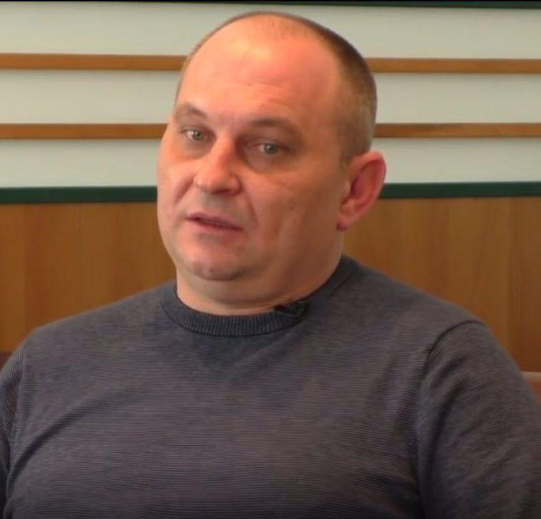Leonid Chartsjenko. Beeld ANP Handouts