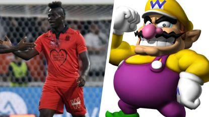 Balotelli is niet langer 'Super Mario' maar wel 'Super Wario': spits woog 100 kilo bij terugkeer uit vakantie