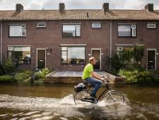 Groene daken, korting op een regenton, of voorlichting: zo gaan gemeenten in het Groene Hart om met wateroverlast