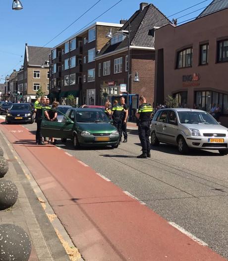 Verdachten inbraak klemgereden op Hoofdstraat in Velp