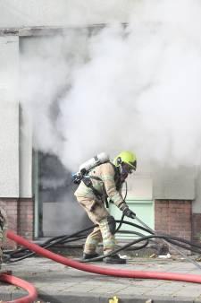 Hennepkwekerij aangetroffen in woning na brand in snackbar