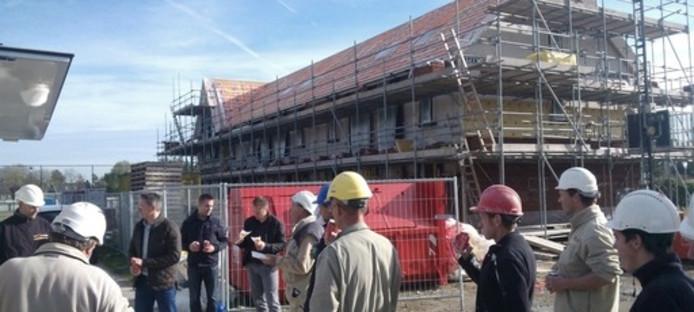 Nieuwbouw in de wijk Jacobskamp in Den Dungen droeg een steentje bij aan de groei van het aantal inwoners van de gemeente Sint-Michielsgestel met 295 personen.