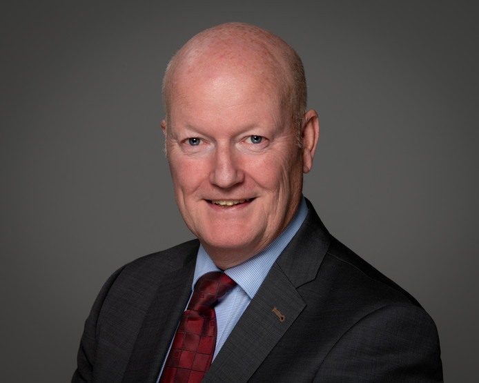 Ruud van Bennekom, per 15 november burgemeester van Bunnik.
