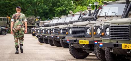 Besluit over marinierskazerne Doorn weer uitgesteld, oppositie staat 'perplex'