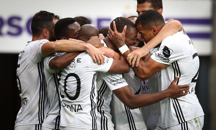 Un partage à Anderlecht, après une victoire contre Gand et un partage contre l'Antwerp: Eupen confirme contre les cadors du championnat.
