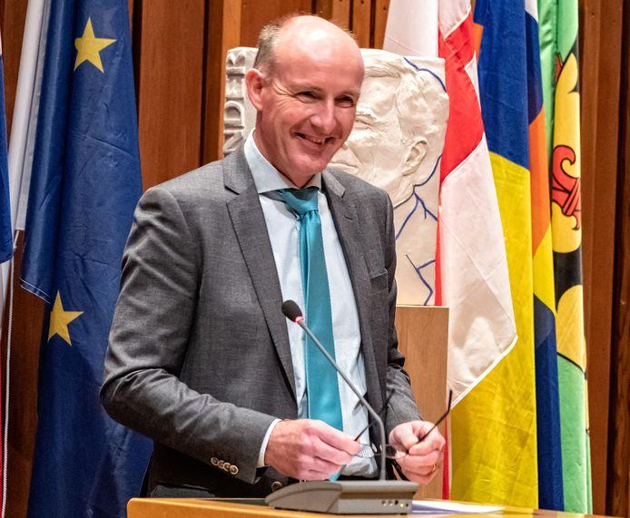 Wethouder Stegeman is blij met het besluit:we hebben een goede keuze gemaakt voor nu en de toekomst.