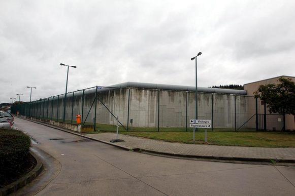 De gevangenis van Andenne.