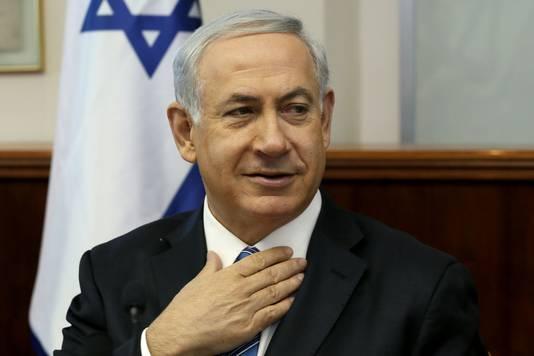 Le Premier ministre israélien Benjamin Netanyahu