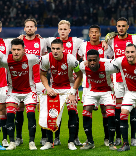 Ajax gaat voor derde groepswinst ooit in CL
