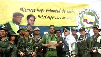 """Colombiaanse president kondigt offensief aan tegen voormalige FARC-rebellen, die zeggen """"wapens weer te willen opnemen"""""""