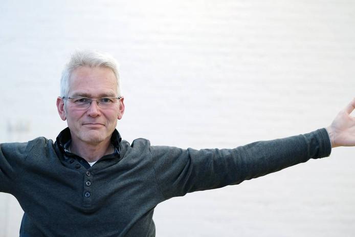 Peter Haima heeft Life-Force geopend. Foto: Jan van den Brink