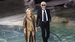 Fendi organiseert modeshow als eerbetoon aan Karl Lagerfeld